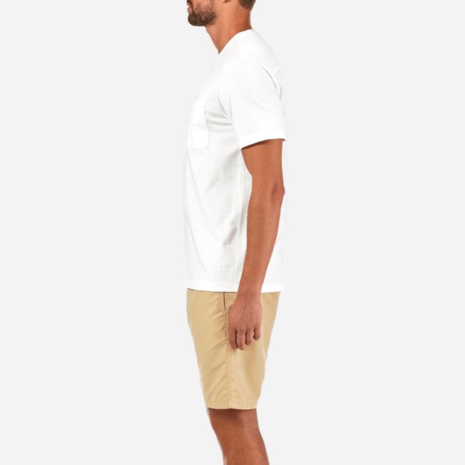 Vilebrequin - T-shirt en Jersey de Coton Pima Homme Uni - 7