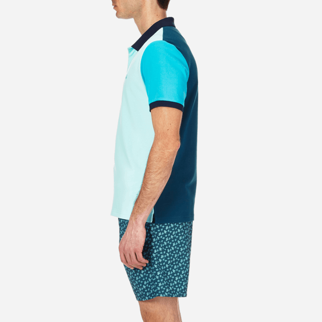 Vilebrequin - Multicolor Cotton pique polo - 7