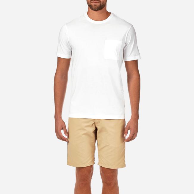 Vilebrequin - T-shirt en Jersey de Coton Pima Homme Uni - 5