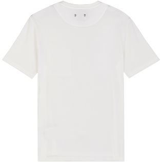 Men Others Solid - Men Organic Cotton T-Shirt Solid, Chalk back
