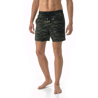 Men Classic / Moorea Printed - Web Exclusive - The Rake - Limited Edition, Khaki supp2