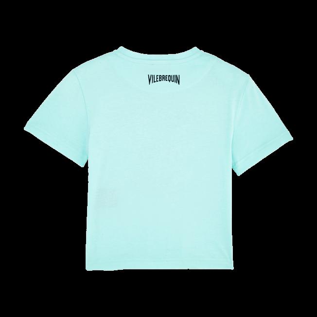 Vilebrequin - T-shirt Garçon en Coton Tel père, tel fils - 2