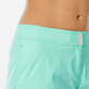 Women Others Solid - Women Stretch swim short Solid, Mint supp1