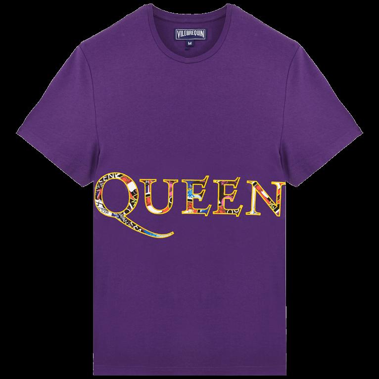 T-Shirt en Coton Homme Queen Tour   Site Vilebrequin   TAOE9P04 fc5a7935637d