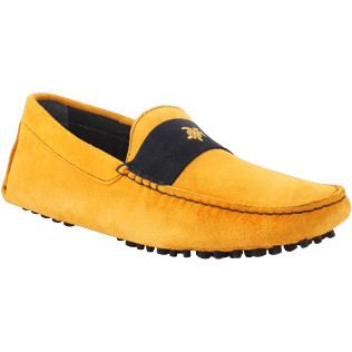 Men 038 Solid - Men Loafers, Mango back