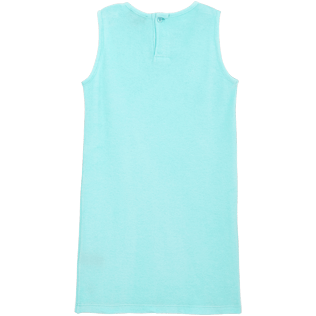 Girls Others Solid - Girls Dress Solid, Lagoon back