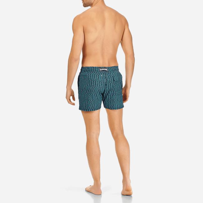Vilebrequin - Men Stretch Swimwear Modernist Fish - 4
