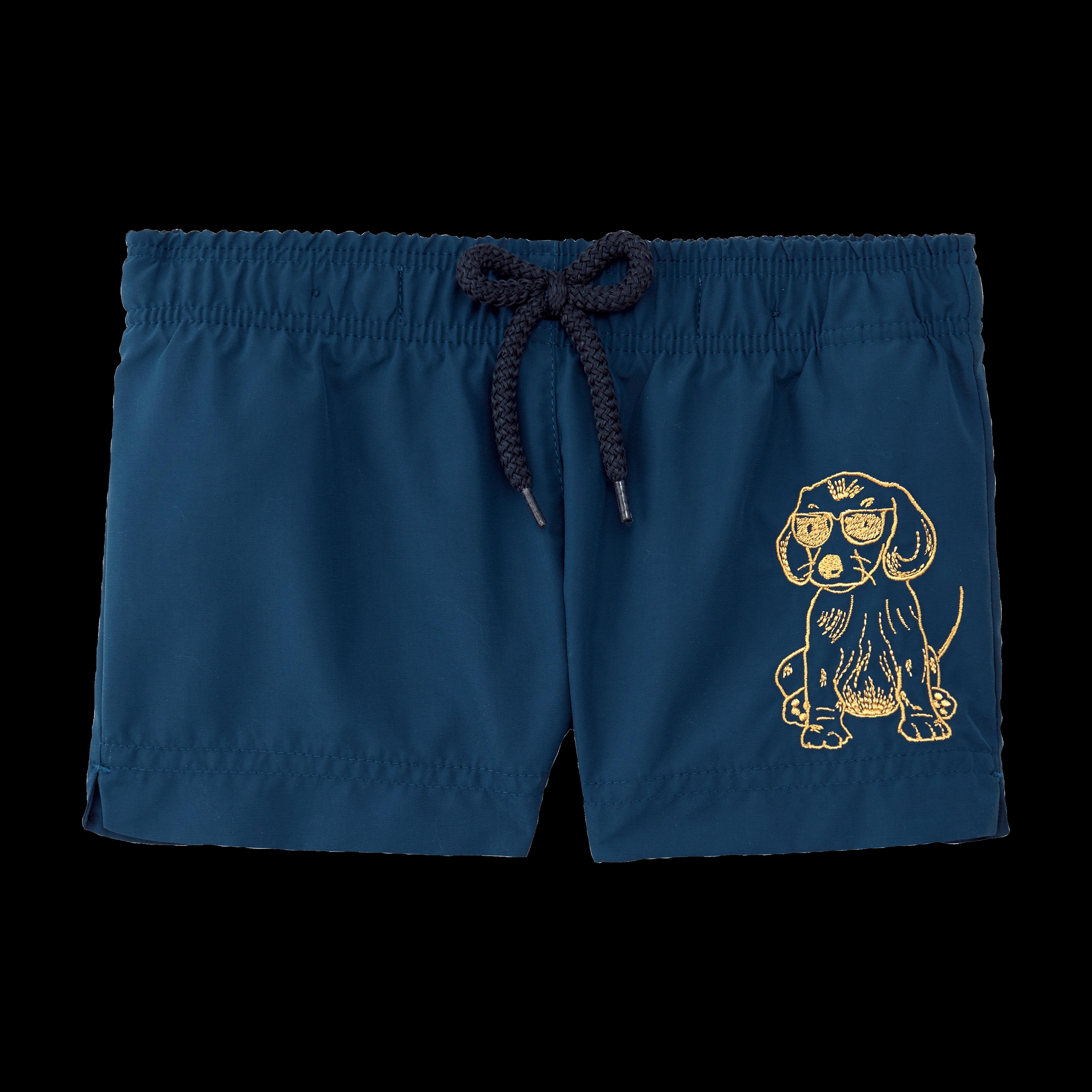 VILEBREQUIN | Girls Ready to Wear - Sunny Dog Shorty - SHORTY - GAYA - Blue - 12 - Vilebrequin | Goxip