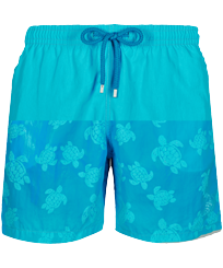 Men Classic Magic - Men Swim Trunks Ronde Des Tortues Water-reactive, Horizon front