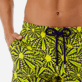 Men Stretch classic Printed - Men Stretch swimtrunks Oursinade, Acacia supp1