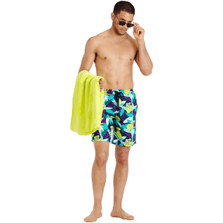 Men Long classic Printed - Men Swimtrunks Long Koalas, Navy supp2