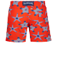 Boys Others Printed - Boys Swim Trunks Stretch Starfish Dance, Medlar back