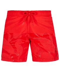 Boys Others Magic - Boys Swim Trunks 1999 Focus Water-reactive, Poppy red frontworn