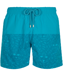 Men Classic Magic - Men Swimwear Bengale Tigers Water-reactive, Light azure front