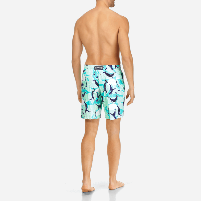 Vilebrequin - Maillot de bain Stretch Homme Magic Whales - 4