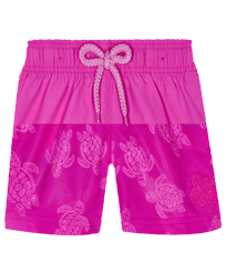 Girls Others Magic - Girls Swim Short Tortues Indies Water-reactive, Mumbai frontworn