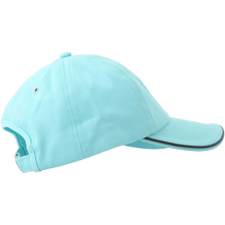 Others Solid - Unisex Cap Solid, Aquamarine back