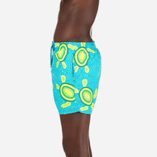 Men Classic / Moorea Printed - Men Swimtrunks Mosaic Turtles, Curacao supp3