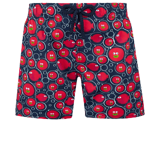Boys Others Printed - Boys Swimwear Stretch Crackers, Navy front