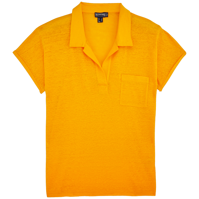 Vilebrequin - Solid Linen Jersey Polo - 1