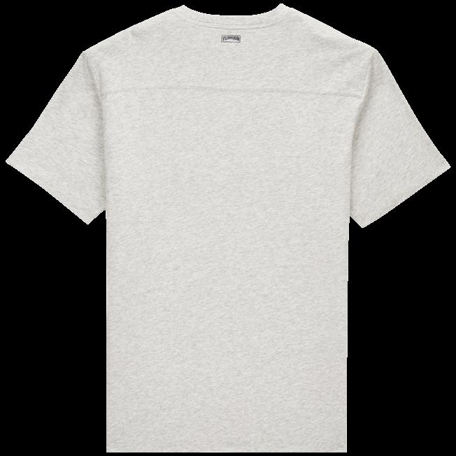 Vilebrequin - Camiseta en punto de algodón Pima liso para hombre - 2