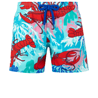 Boys Others Printed - Boys Swimtrunks Homards & Coraux, Medicis red front