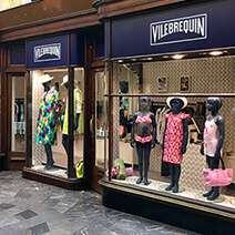 VILEBREQUIN LONDON BURLINGTON LADIES POP UP